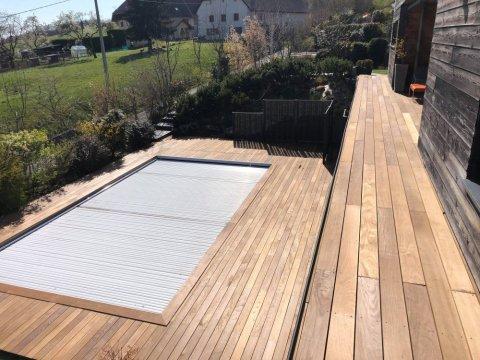 Terrasse IPE Cuvat