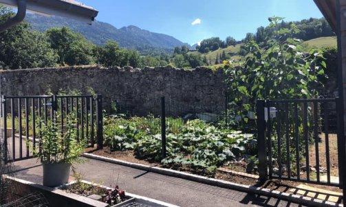 Pose de portail et de clôture à Annecy