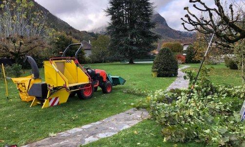 Entretient de jardin Annecy