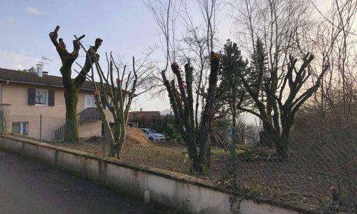 Remise en état d'un jardin Chapeiry 74540