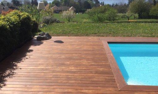 Création de terrasse à Menthon-Saint-Bernard