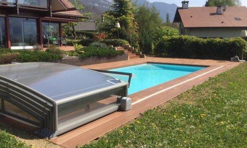 Aménagement de piscine Annecy